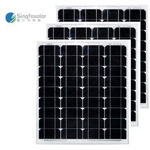 Panneau Solaire 12v 50w 3 Pcs Solar Panels 150w Solar Battery Charger Caravan Autocaravanas Motorhomes Car Camping LED(China)