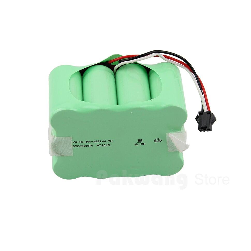 все цены на Robot vacuum cleaner battery XR510 Battery 1pc 2200MAH Ni Battery  Robot Vacuum Cleaner Parts онлайн