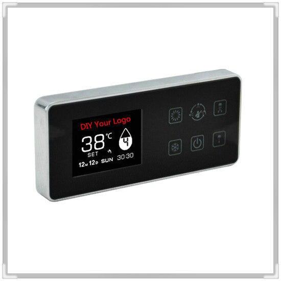 Merveilleux Factory Tap Bathroom Digital Shower Control Panel Bathroom Touch Shower  Faucet Wall Mounted Shower Mixer Smart