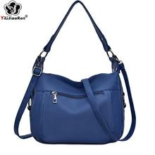 Fashion Hobos Shoulder Bag Women Luxury Handbags Women Bag Designer Ladies Handbag Brand Leather Crossbody Bags for Women 2019 все цены