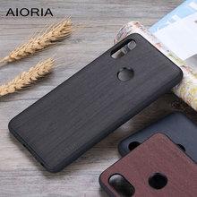 Wooden design case for Xiaomi Redmi