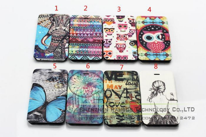 info for 65ef1 f9140 US $274.0  100pcs Creative Your Own Design New Stripes Anchor Flip Wallet  Leather Stand Mobile Phone Case Cover for iPhone 6 on Aliexpress.com   ...