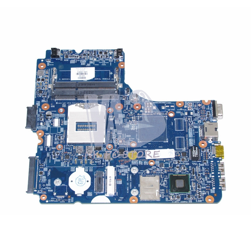 все цены на 48.4YW05.011 734087-601 734087-001 Main board For HP Probook 440 450 G1 Laptop Motherboard DDR3 Socket pag947 онлайн