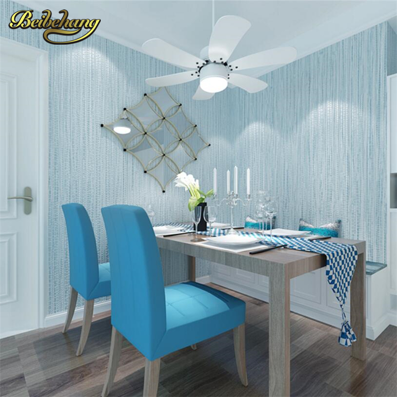 plain background bedroom simple modern solid flax wallpapers living cloth zoom flocking nonwovens beibehang