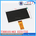Оригинальный 7 ''дюймовый 163*97 мм 7300101463 E231732 HD 1024*600 ЖК-экран для cube U25GT tablet PC бесплатная доставка