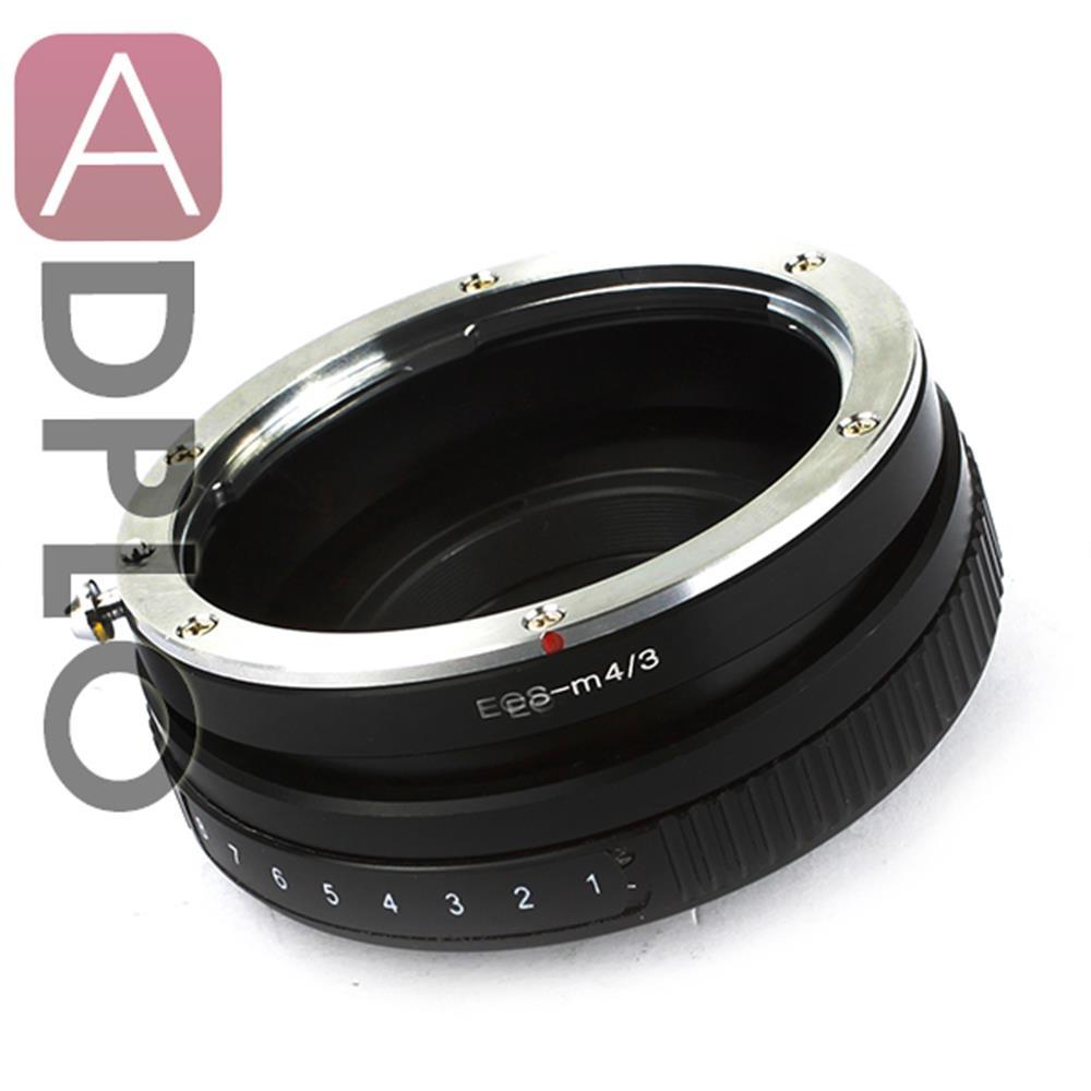 Lens Adapter Ring Suit For Tilt C anon E OS EF Lens Micro 4/3 M4/3 G3 G2 G10 GH3 GH2 GH1 GF3 GF2 GF1 OM-D E-M1 E-M5 Camera