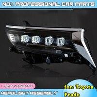 led Headlight for 2018 for Toyota Land Cruiser Prado GXL wagon 1 order