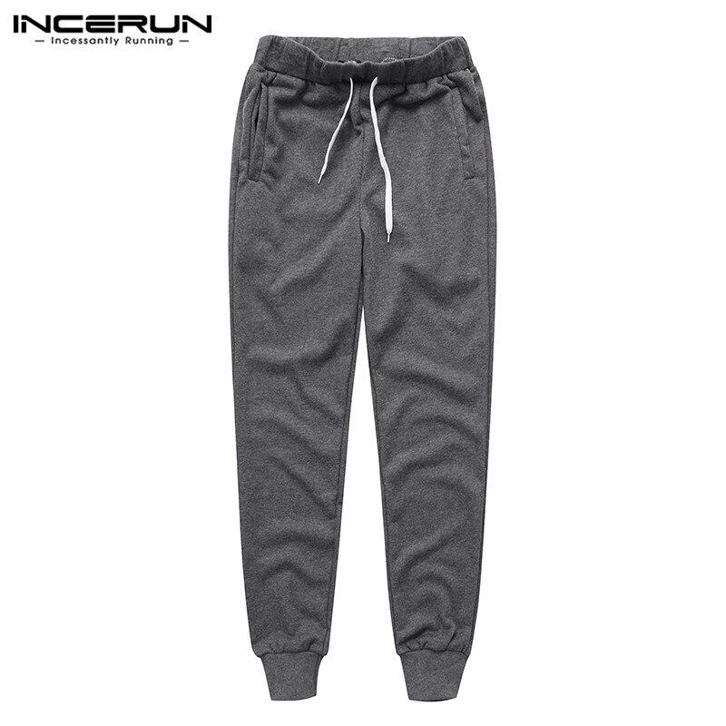 Autumn Winter Mens Pants Thick Velvet Pants Warm Fleece Workout Tracksuit Trousers Joggers Male Tracksuit Pants S 3XL Hombre