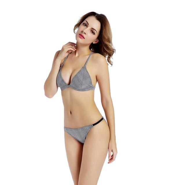 620d2e169a Bikinis 2018 Sexy Brazilian Bikini Women Swimsuit Push Up Swimwear Female  Mini Micro Thong Beach Bathing