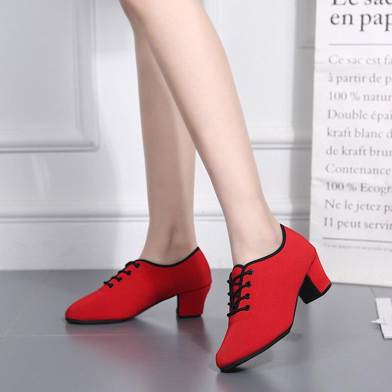 lona latina mujer zapatos danza deportivos de rqotwf1 for reprove
