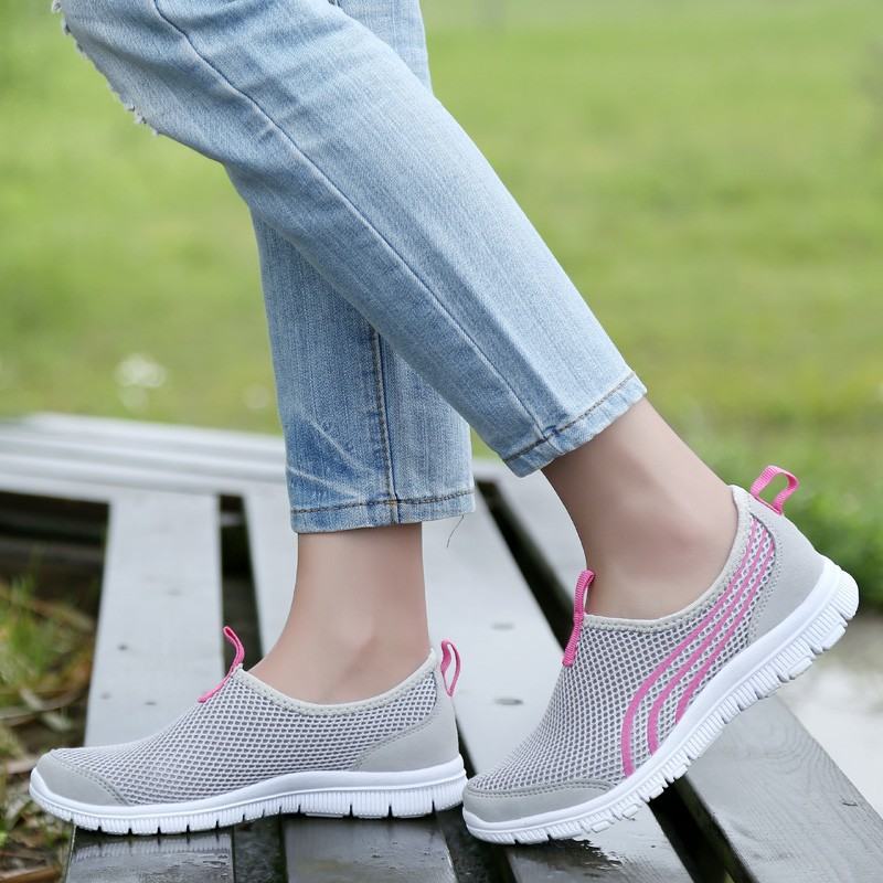 LEMAI New Trend Sneakers For Women Outdoor Sport Light Running Shoes Lady Shoes Breathable Mujer Zapatillas Deportivas fb001-7 25