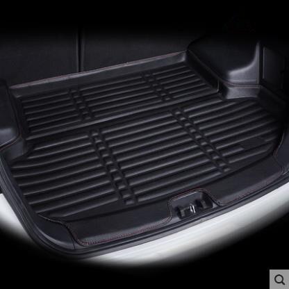 Boot Mat Cargo Liner Rear Trunk Tray Floor Carpet Mud Kick Pad For VW Volkswagen Jetta 2011 2012 2013 2014 2015 2016 2017 2018