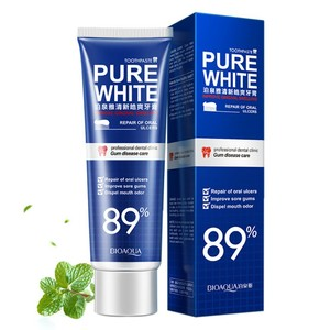Mint Whitening Toothpaste Dent