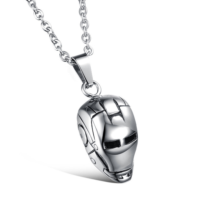 Necklaces men stainless steel men necklace fashion pendant necklaces men stainless steel men necklace fashion pendant necklace w skull rock cool men jewelry mozeypictures Image collections