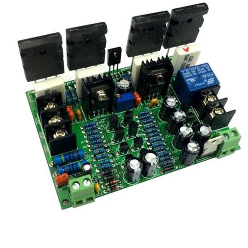 2018 Hifi fieber klasse Reinem nach die klasse A1943/5200 power rohr 200 watt Mono power verstärker bord