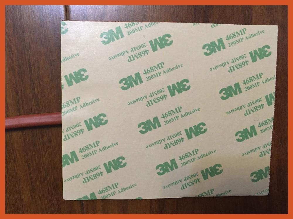 24 v 450 w 400 * 400 mm silicone riscaldamento pad / riscaldatore letto per stampante 3d con 3 m nastro electric heater terre d hermes m per 75 мл
