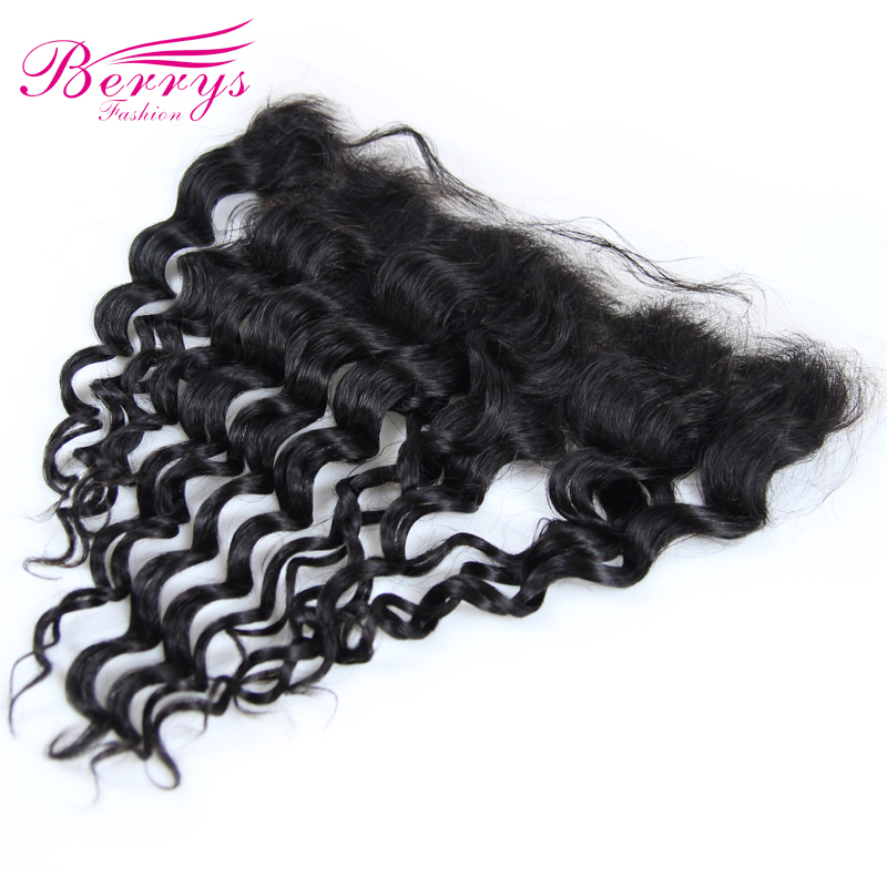 Image 5 - New Arrivals HD Lace Frontal Loose Wave 13*4 HD Lace Frontal With Baby Hair 100% Human Hair Bleached Knots 10 20inch-in Closures from Hair Extensions & Wigs
