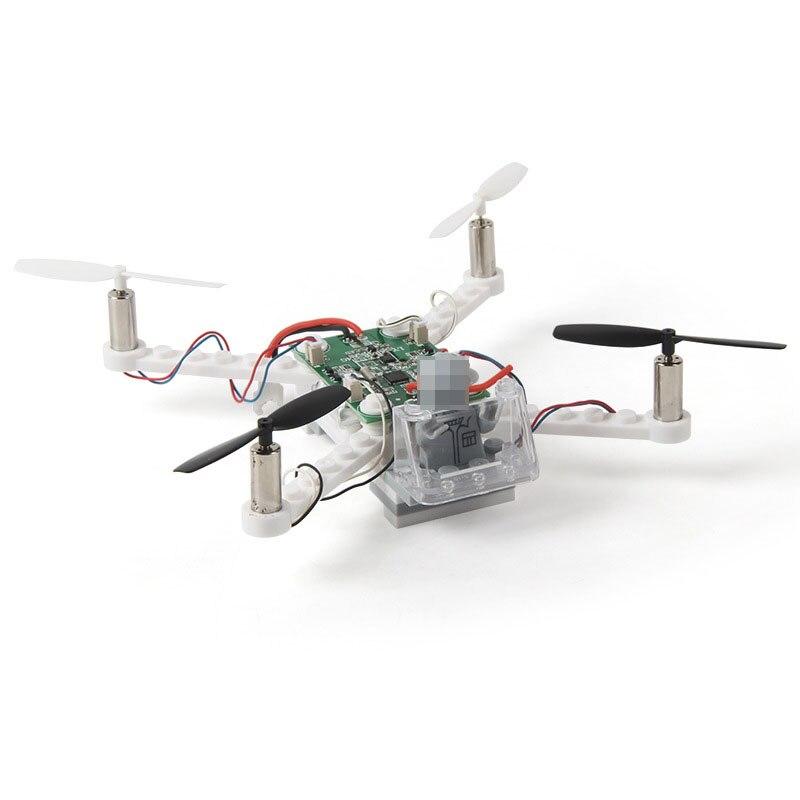 Quadcopter 2.4G Woonken Building