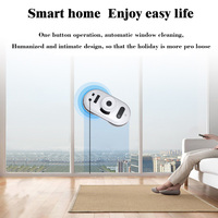 Ship From Russia 5pcs Newest Auto Anti Falling Smart Robot Window Cleaner Glass Cleaner Robot