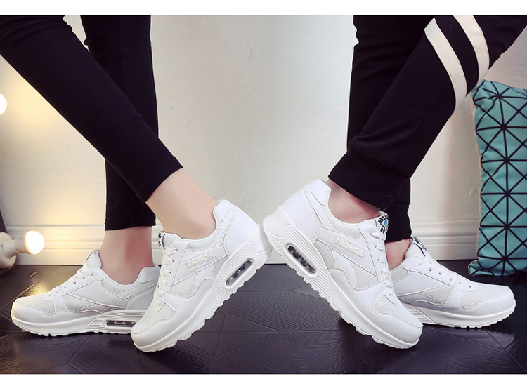 18 Fashion Sneakers Women Shoes Spring Tenis Feminino Casual Shoes Outdoor Walking Shoes Women Flats Pink Flas Ladies Shoes 26
