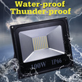 High Power 220V IP66 LED Flood Light 30W 50W 100W 150W 200W 300W LEDs Spotlight Waterproof led Lamp Outdoor Reflector Floodlight