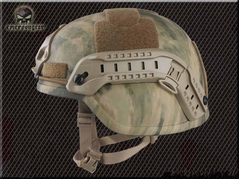 Тактический Велоспорт CS пневматический пистолет спортивный шлем EMERSON ACH MICH 2000 специальное издание шлем EM8978 8 цветов
