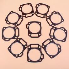 10Pcs/lot 70.5MM Bore Cylinder Head Gasket for Honda GX160 GX200 GX 160 200 170F 168F Gas Engine Motor Generator Lawnmower цены