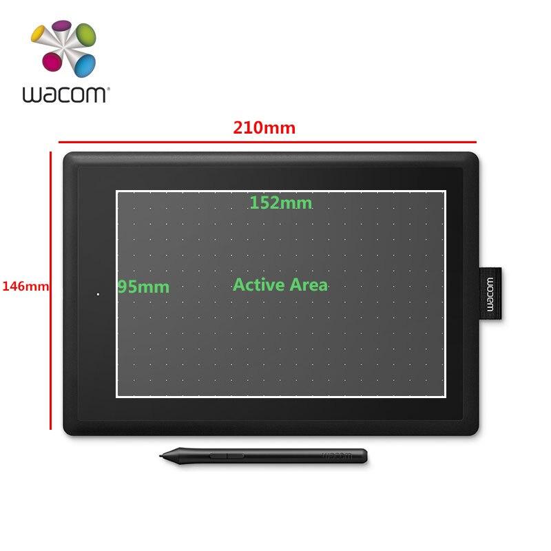 Un par Wacom Petit CTL-471 Numérique Graphique Dessin Tablet Pad 1024 Niveaux de Pression - 3