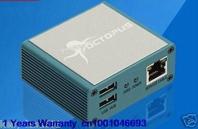DHL/EUB 1 pc New Original Octopus Box unlocker activé Flash pour Original pour Sam + sung imei + 18 câbles 15-18