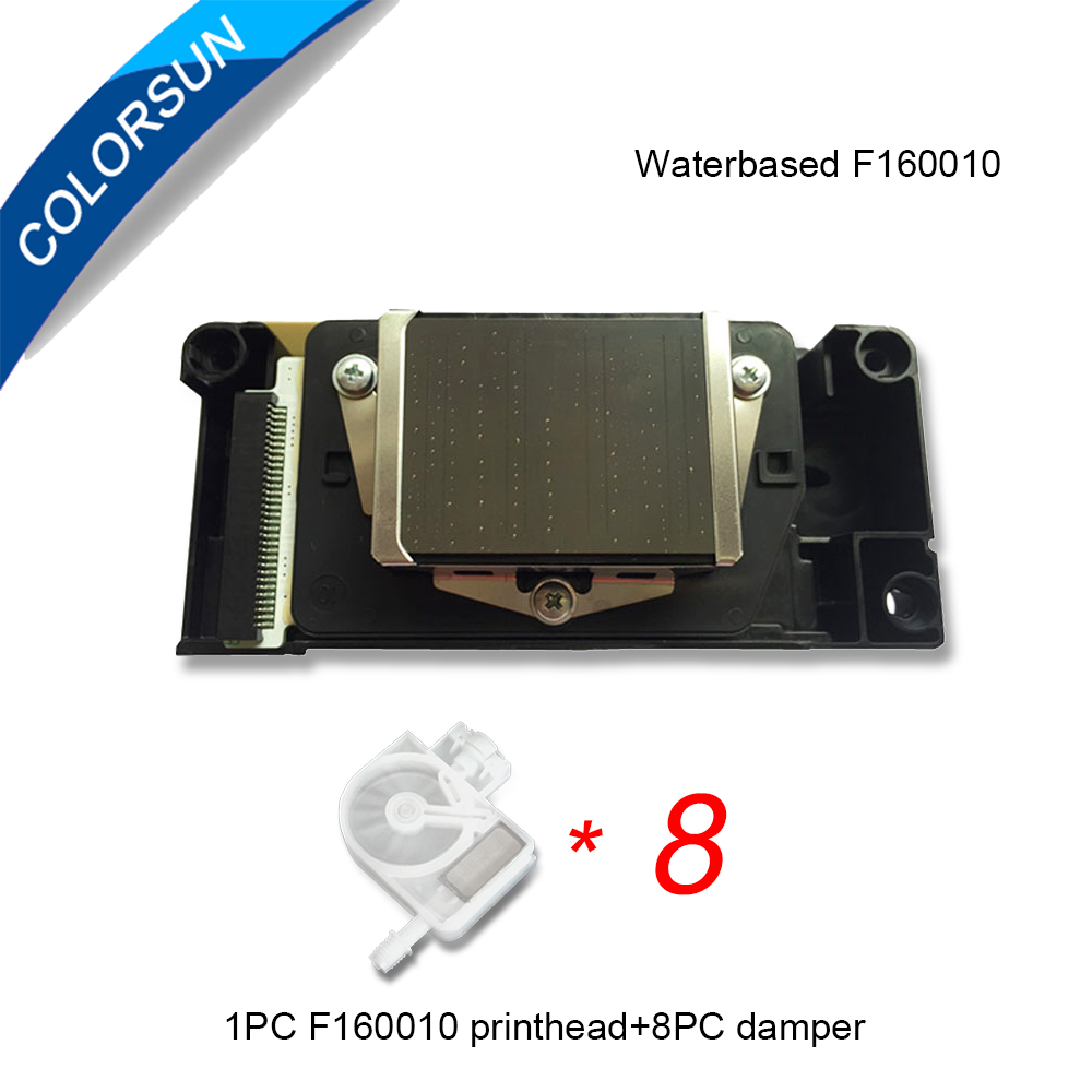 Colorsun Original New F160010 Printhead DX5 <font><b>Print</b></font> <font><b>Head</b></font> For <font><b>Epson</b></font> 7800 <font><b>7880</b></font> 9800 9880 4400 4800 4880 9400 R1800 R1900 R2000 R2400 image
