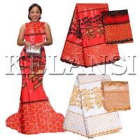 High quality bazin riche getzner wholesale latest african bazin riche fabric 5yard + 2yard / lot 1801