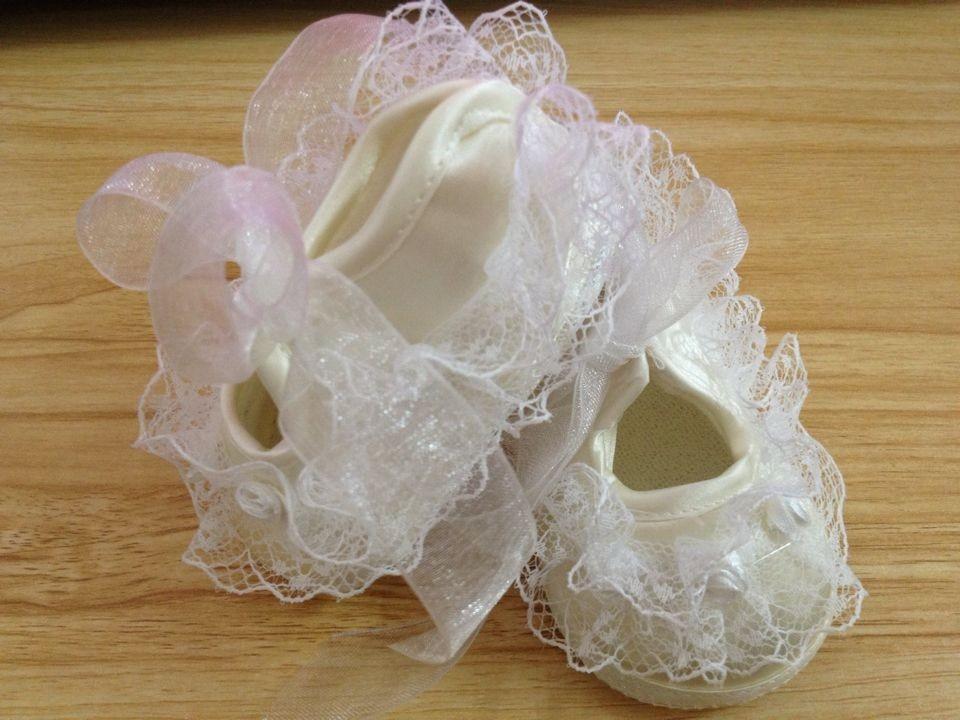 WX027 krujeva çiçəyi Yeni tikilmiş ayaqqabılar Pambıq qızlar - Körpələr üçün ayaqqabı - Fotoqrafiya 4