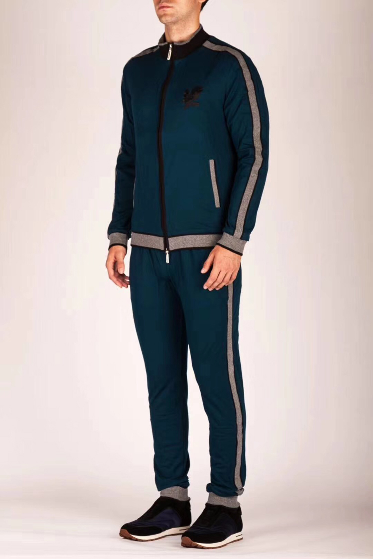 TACE&SHARK BILLIONAIRE Suit Sport Set  Men 2018 New Style Commerce Comfort Patchwork Color Pop Outdoor Wearing Free Shipping