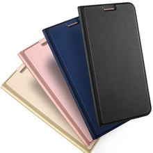 For Samsung Galaxy A5 2017 Case DUX DUCIS Brand Cover For Galaxy A5 2017 A520 PU Leather Case With Card Slot Skin Magnetic Cover