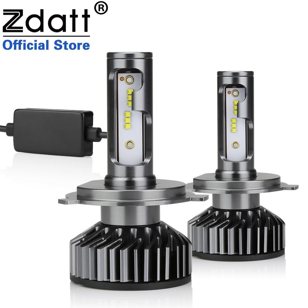 cheap and beautiful light h1 24v led in light and ledzdatt h7 led h4 led h11 car light headlight bulb 10000lm h8 h1 hb3 9005 9006 880 h27 h9 100w 6000k 12v 24v auto hb4 led