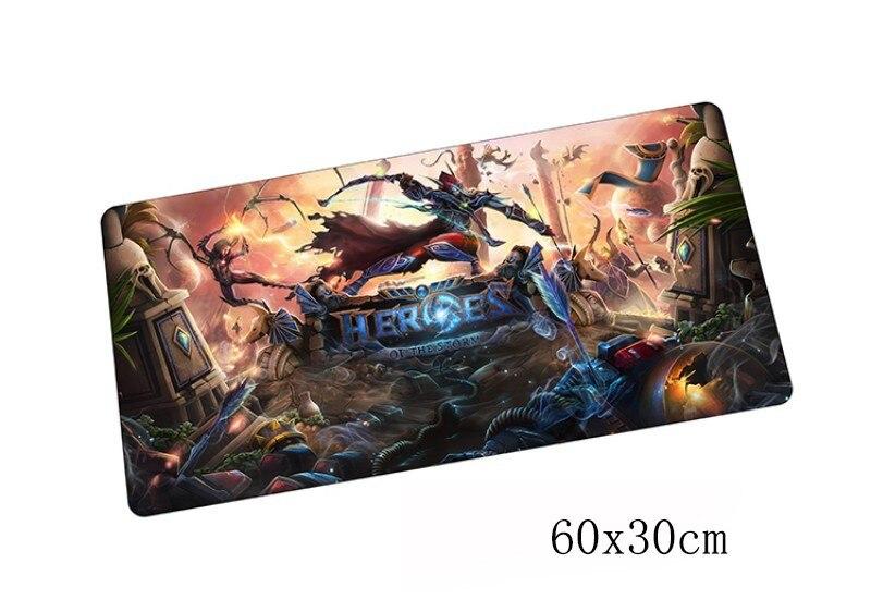 Герои Шторм padmouse 60x30 см Коврик для мыши компьютер коврик мода игровой коврик для мыши геймер для ноутбука коврик для мыши