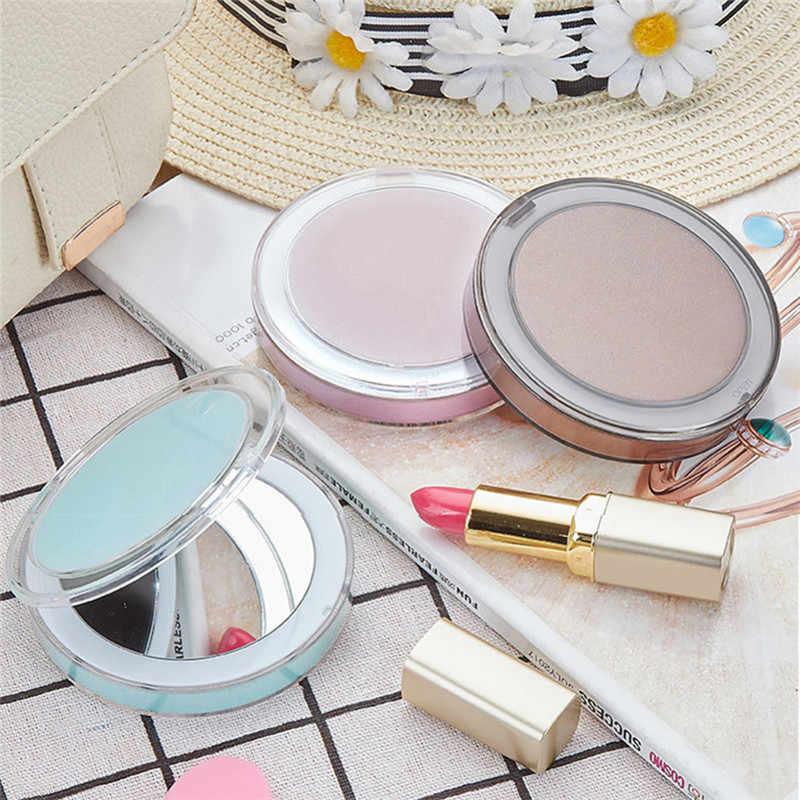 Макияж туалетный столик Комод для спальни набор светодиодный зеркало для макияжа с лампой 3 раза увеличительное стекло Индукционное освещение макияж зеркало