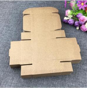 Image 5 - 50 takım Kraft Mücevher Kutusu ve Mücevher Kartları Küpe/Kolye KUTUSU Boş Takı Görüntüler takı ambalajı Seti/El Yapımı hediye Kutuları