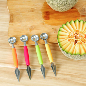 Plastic Kitchen Fruits Slicers Vegetables Model  Tools Carve Patterns Device Veggie Cutter Cake Tools Random Color форма для нарезки арбуза