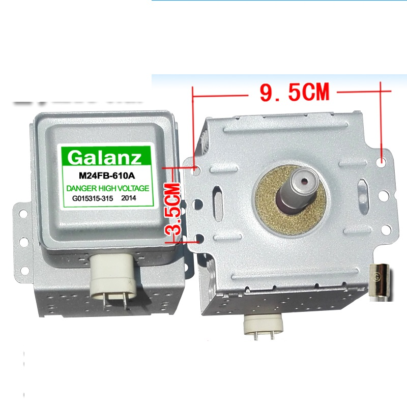 Us 23 29 10 Off M24fb 610a Microwave Oven Magnetron For Galanz Spare Parts Refurbished In