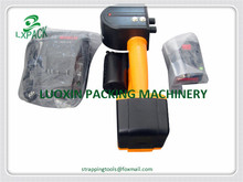LX PACK battery strapping tool with adjustable functioning according to application automatic semi automatic manual Soft