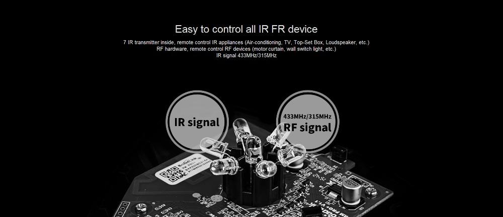 Broadlink RM Pro RM3 2018 Nouvelle Version RM Mini 3 Universel Intelligent IR + RF + Wifi À Distance Contrôleur Pour Ios Android Smart Home 19