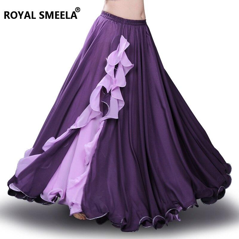 New Big Full Belly Dance Skirt Professional Expansion Bellydance Dress Performance CostumeSkirts