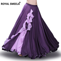 New Big Full Belly Dance Skirt Professional Expansion Bellydance Dress Performance CostumeSkirts