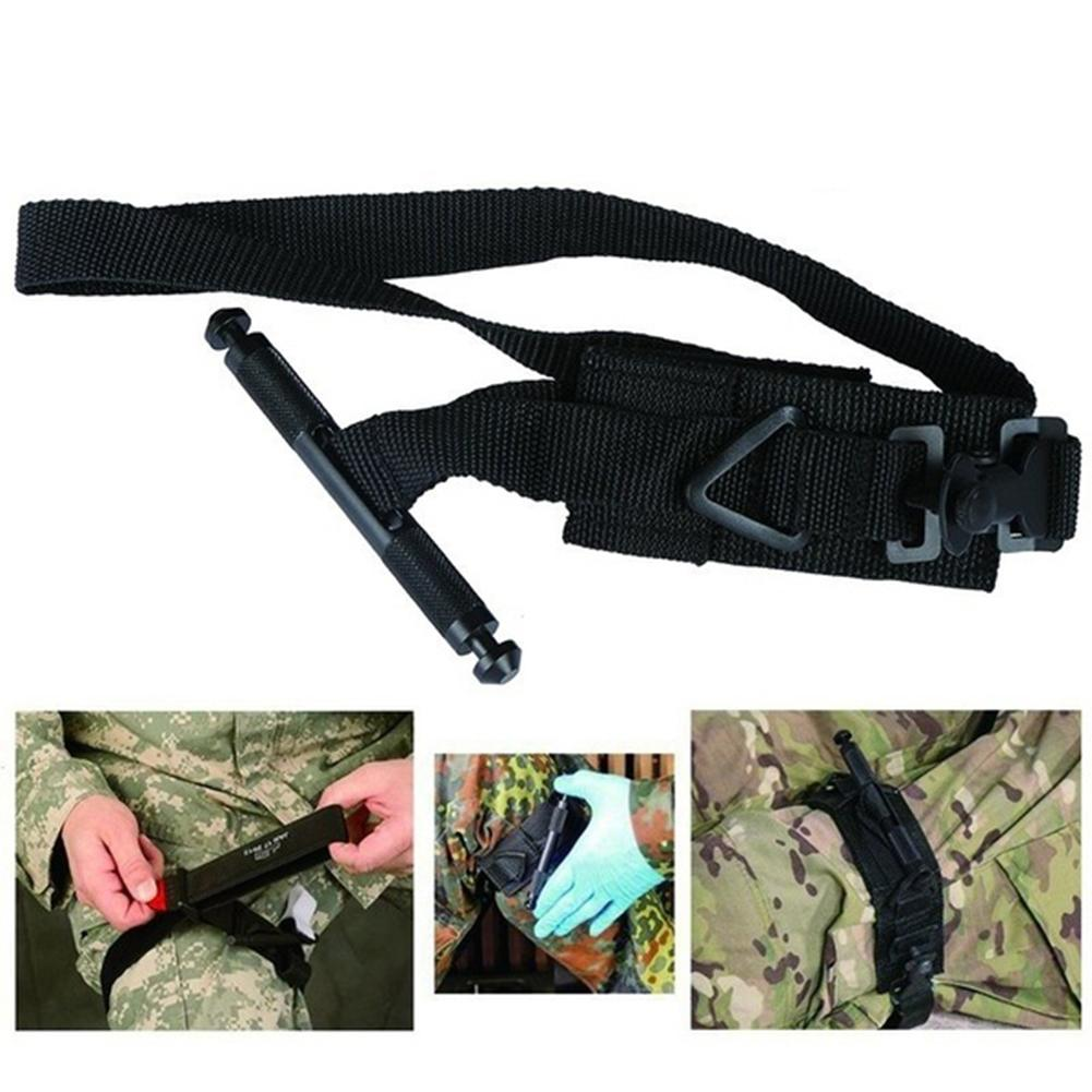 SOF One Hand Outdoor Portable Emergency Tourniquet Strap First Aid Supplies