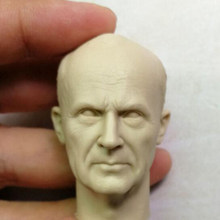 Blank Hot 1/6 Scale Field Marshal Doenitz Head Sculpt Unpainted(China)