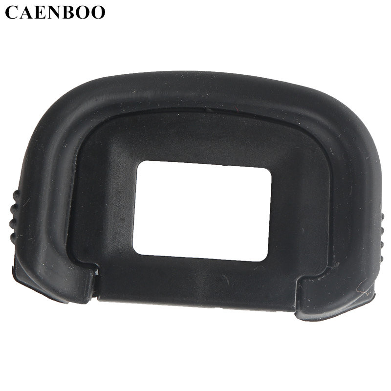 CAENBOO Replace EG EyeCup Rubber Viewfinder Eye Cup For <font><b>Canon</b></font> 5D3 <font><b>5D</b></font> Mark III 7D 1DC 7DII 7D Mark II 1DS Mark 3 <font><b>Accessories</b></font> image