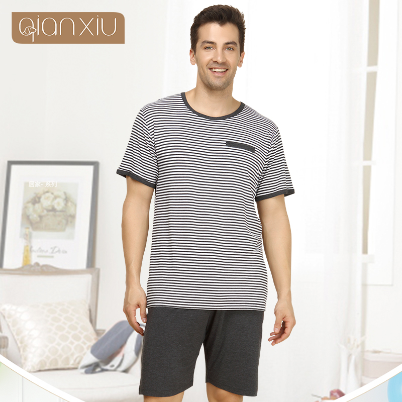 Compare Prices on Mens Summer Pajamas Sets- Online Shopping/Buy ...