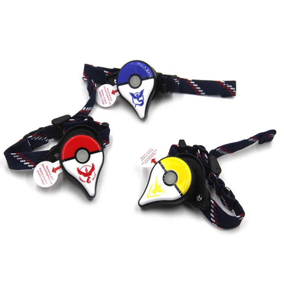 Auto Catch For Pokemon Go Plus Bluetooth Bracelet Wristband Watch Game Accessory For Nintendo Figure Toy For Nintendo Switch