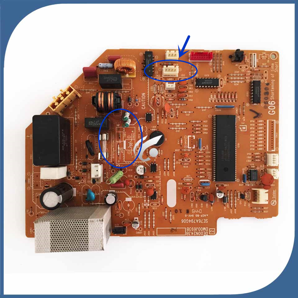 95% new for air conditioning computer board DM76Y606G01 DE00N243B DM00J693B SE76A794G06 PC control board95% new for air conditioning computer board DM76Y606G01 DE00N243B DM00J693B SE76A794G06 PC control board